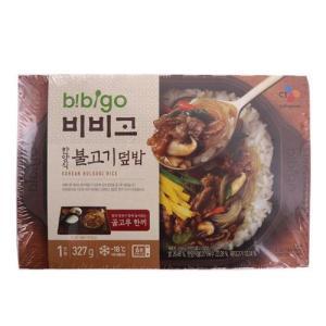 [메가마트] 비비고한양식불고기덮밥327g