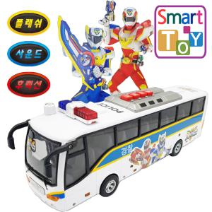 (대영통상) 케이캅 경찰 버스