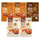 [동원] 떡볶이의신 3종x5봉(국물떡볶이2/치즈떡볶이2/짜장라볶이1)