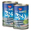 [동원] 꽁치 통조림 400gx2캔