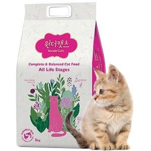 원더캣츠 전연령 고양이사료 5kg