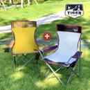 버팔로 더블 뉴 와이드 캠핑체어(2P)/접이식 캠핑의자