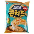 [메가마트] 포테토칩 콘치즈맛(대)125g