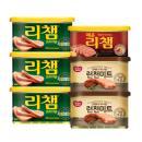 [동원] 리챔 200g *3 + 런천미트200g *2 + 매운리챔 200g *1