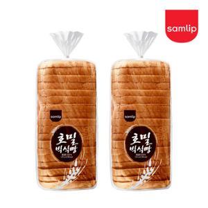호밀빅식빵 4봉
