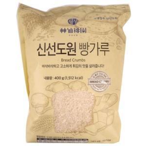 [메가마트] 신선도원 빵가루 400 g400g