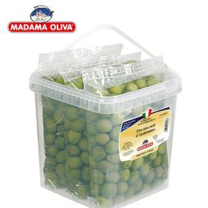 [마다마 올리바] 냉장 그린피티드카스텔베트라노 올리브 4.2kg