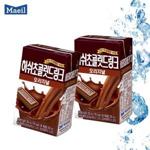 매일 허쉬 초콜릿드링크 235ml (24개)