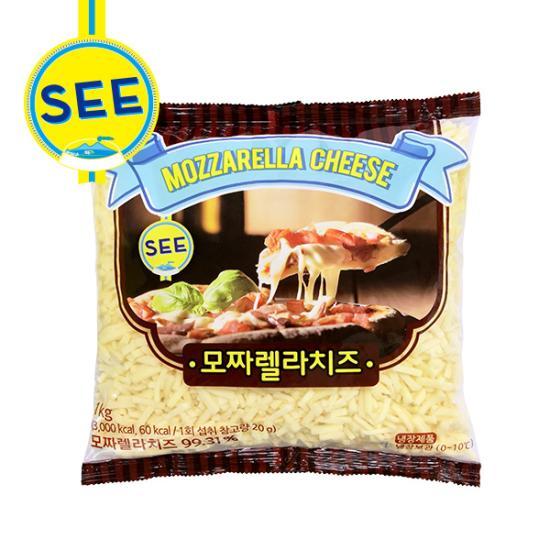 [SEE] 모짜렐라 치즈 1kg