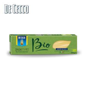 [데체코 DECECCO] 유기농 스파게티 500g