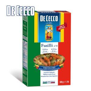 [데체코 DECECCO] 삼색 푸질리 500g