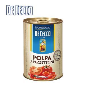 [데체코 DECECCO] 다이스 토마토 400g