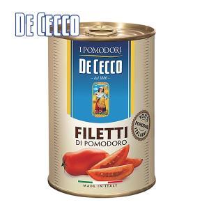 [데체코 DECECCO] 슬라이스 토마토 400g