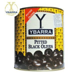 [이바라] 피티드 블랙 올리브 3kg