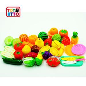 [토이아토] 과일+야채 31종 세트(과일썰기/주방놀이/소꿉놀이/역할놀이)