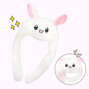 (바로출고가능)인싸템 움직이는 토끼모자 귀모자
