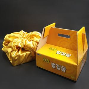 [지리산뱀사골토종꿀] 벌집꿀 1.4kg (순내용량)