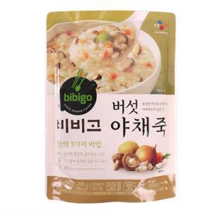 [메가마트] 비비고 버섯야채죽 450G