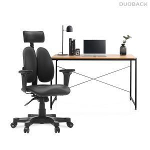 (기획세트)듀오백 DK 2500G 인조가죽+소프시스책상