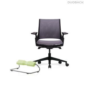 (기획세트)듀오백 Q3 루키 05LDA-C+이지풋라이트