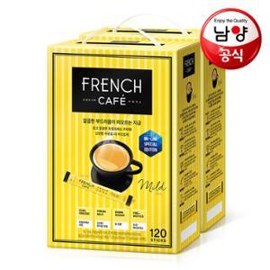 남양 프렌치카페 커피믹스 240T(120Tx2개)