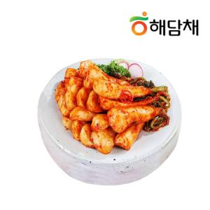 [해담채] 밥도둑 총각김치2kg