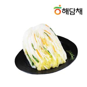 [해담채] 개운한 백김치3kg