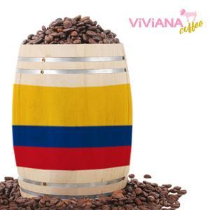 비비아나커피 콜롬비아 수프리모 메델린 200g/원두/커피