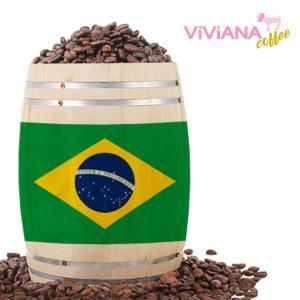 [비비아나커피]브라질 산토스 200g/원두/커피