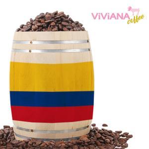 [비비아나커피]콜롬비아 메델린 엑셀소 200g/원두/커피