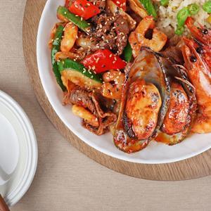 전 세계 유명 요리덮밥 스타일 건강식단(2주 10회)