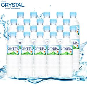 (무료배송)크리스탈 생수 500ml*20개