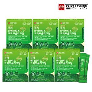 일양약품 프라임 프리바이오틱스 프락토올리고당 30포 6박스/6개월분