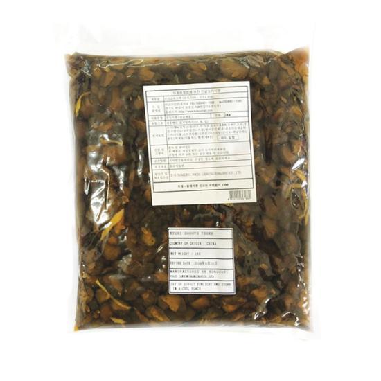 큐리쇼유츠케(쇼유큐리스케) 1kg+1kg / [유통기한 19.9.10] 유통기한 임박특가