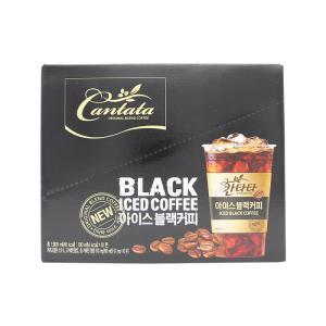 칸타타 블랙 190ml 50팩