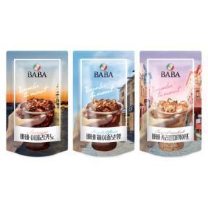 바바 아이스커피 190ml x 20 (아메리카노/헤이즐넛/카라멜마끼아또)