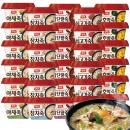 [임직원 특가] 양반죽 30개 ( 쇠고기6 + 호박 6 + 야채 6 + 참치 6 + 단팥 6)