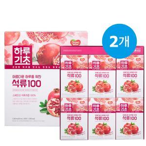 ★1+1★ [동원] 하루기초 석류 100 (50mlx30포) / 총 2개