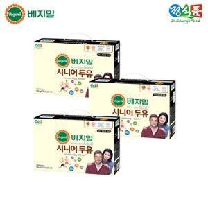 [정식품] 베지밀 5060시니어두유 190mlx72팩