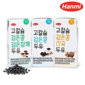 [한미] 고칼슘 검은콩 두유 24팩