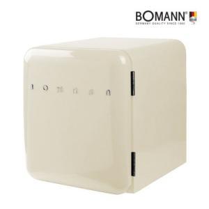 [보만] 보만 레트로 소형 냉장고 44L - KS2042 (Ivory)