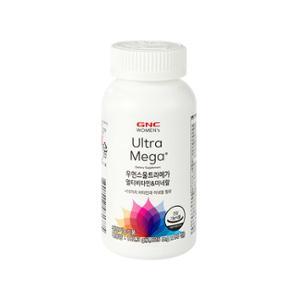 GNC 우먼스울트라메가 멀티비타민 미네랄 (90)