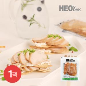 오리지널 슬라이스 닭가슴살 훈제맛 200g