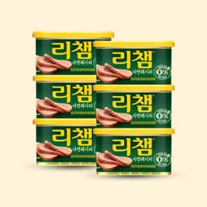 [동원] 리챔 자연레시피 200G*12캔