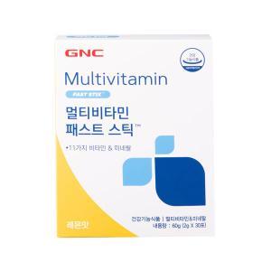 GNC 멀티비타민 패스트스틱 (30포)