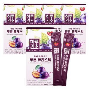 [동원] 하루기초 푸룬 퓨레스틱 (15g*14포) X 5개