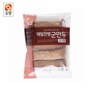 (사조오양) 메밀전병 군만두 고기맛1.2kg x3개