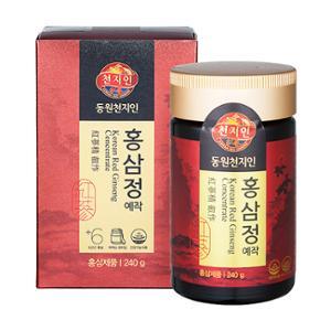 천지인 홍삼정 예작 / 쇼핑백 포함