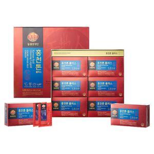 천지인 홍천톤 플러스 (70ml*30포) / 쇼핑백 포함