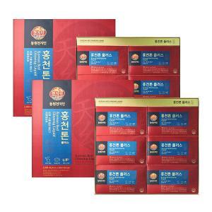 ★1+1★ 천지인 홍천톤 플러스 (70ml*30포) / 총 2개 / 쇼핑백 포함